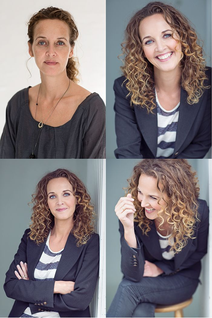 """""""Photo Session Before and After"""" -- Good idea for promotion! Let clients see what a good effect a headshot session will do for their professional image."""