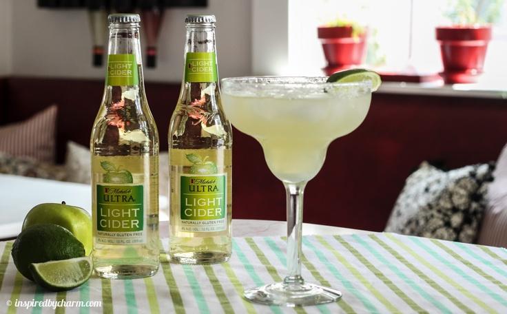 Light Cider Apple Margaritas!: Ultra Lighting, Inspiration By Charms, Michelob Ultra, Margaritas Recipe, Apples Margaritas, Lighting Margaritas, Cider Apples, Lighting Cocktails, Lighting Cider