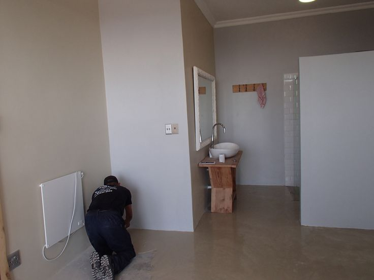Renovated en-suite bathroom