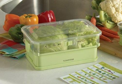 Do You Need A Special Fruit And Veggie Container Good