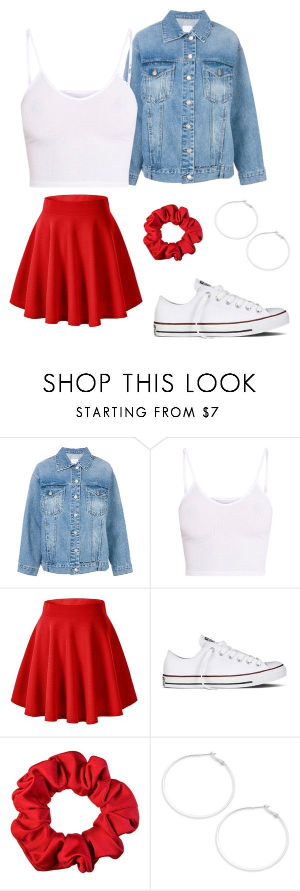 samantha - outfit 5 by electrasweetheart on Polyvore featuring BasicGrey, Steve J & Yoni P, Converse and Design Lab