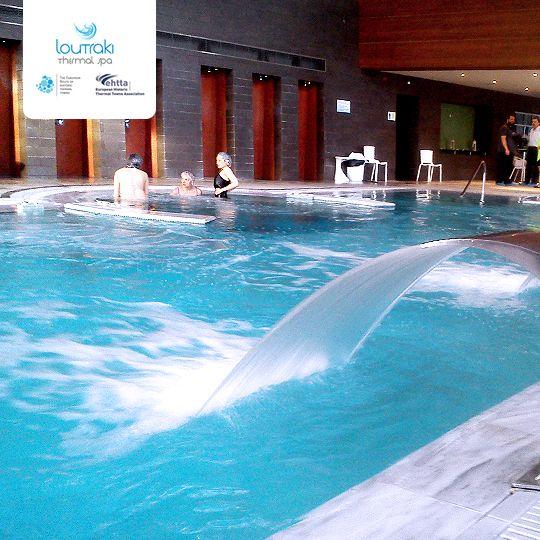 """Οφέλη Ιαματικής Υδροθεραπείας…  """"Η κίνηση μέσα στο νερό, αυξάνει τη μυϊκή δύναμη και βελτιώνει την κινητικότητα των αρθρώσεων""""."""