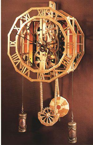 Grandfather Clocks Plus - Verlaine Limited Edition Clock by Landry ...