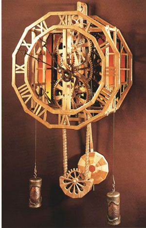 Grandfather Clocks Plus - Verlaine Limited Edition Clock by Landry ...