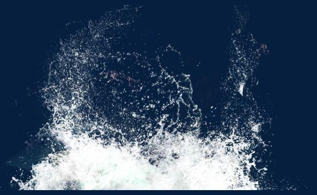Water Splash Splash Effect Element Splash Effect Graphic Design Background Templates Leaf Background