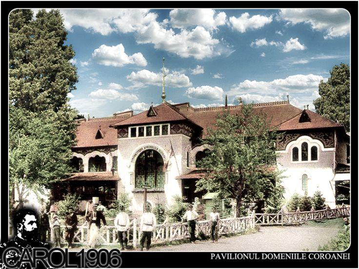 19 Pavilionul Domeniile Coroanei