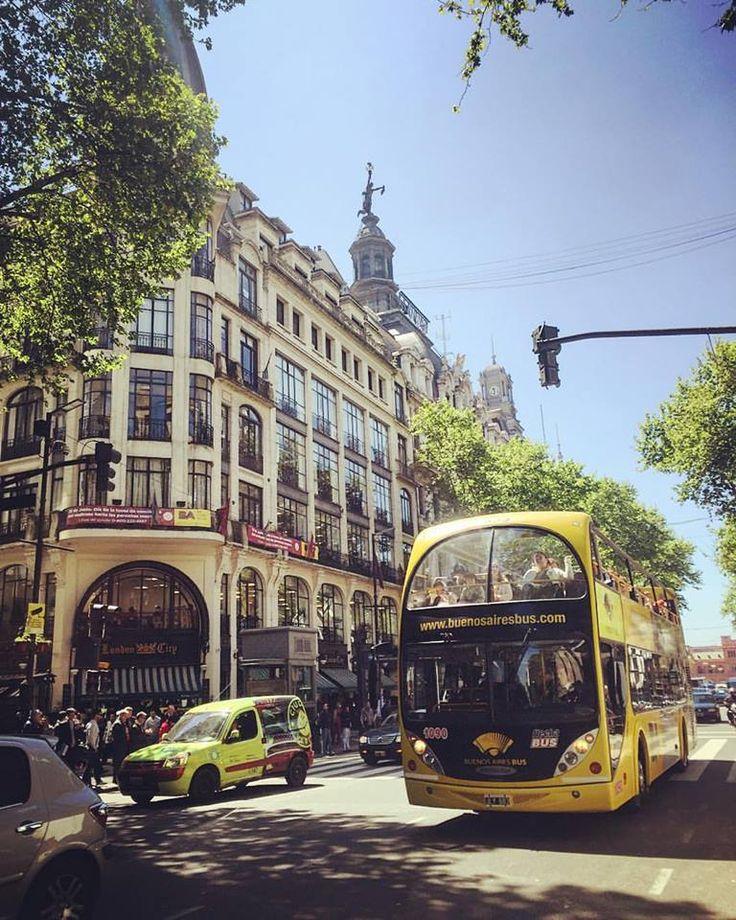 Rour por Buenos Aires,Argentina-