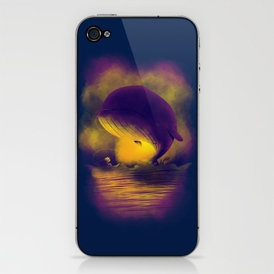 Big Fish iPhone & iPod Skin by sayahelmi - $15.00