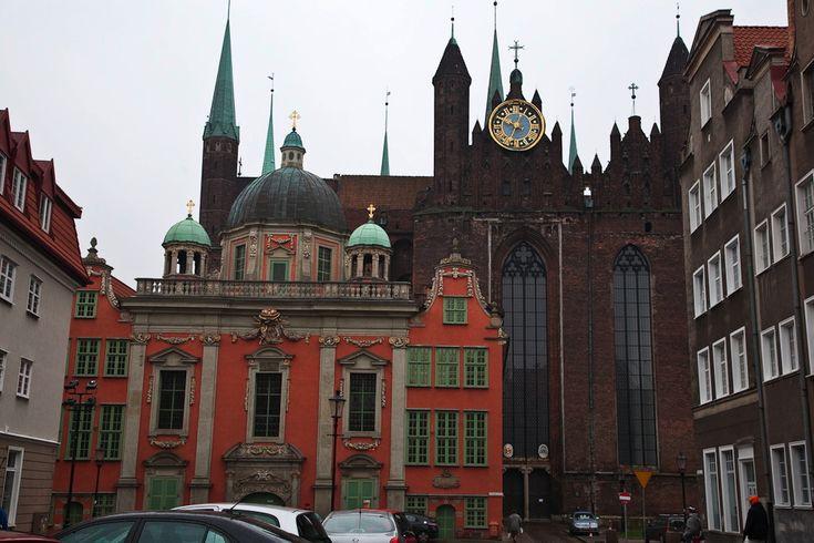 Kaplica Królewska i Katedra Mariacka