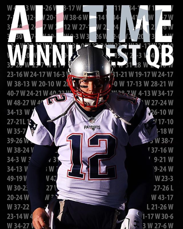 Tom Brady is the GOAT. Congratulations on win number 201. #Patriots #LAvsNE