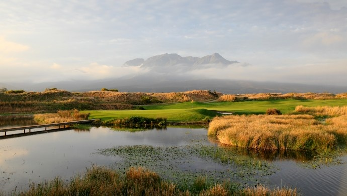 Fancourt Hotel: Fancourt offers three originally designed Gary Player golf courses.
