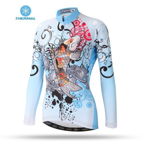 Long Sleeve Women Cycling Jerseys 2017 Bike Wear Ropa Ciclismo Maillot Cycling Clothing Spring Mtb Bicycle Thermal Clothes Sport