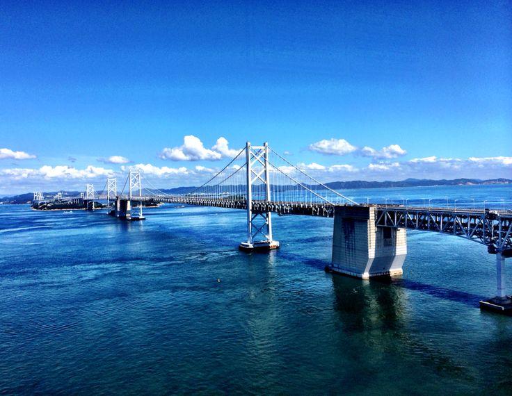 香川 瀬戸大橋
