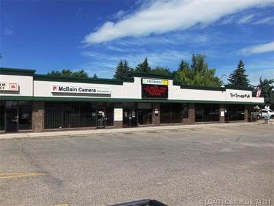 For Lease - $14.50 Per Sq. Ft. Prime strip mall location. 2210 sq ft rectangular bay, located right on Mayor Magrath Dr. S. Offering HUGE exposure, high traffic counts & ample parking. Close to all amenities.