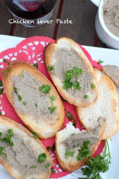 鶏のレバーペースト by マイティさん   レシピブログ - 料理ブログの ...