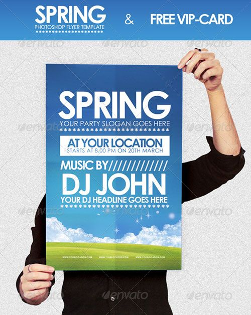 19 best images about FESTIVAL FLYERS on Pinterest