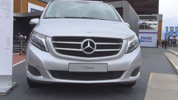 Mercedes-Benz V 220 CDI (2014)