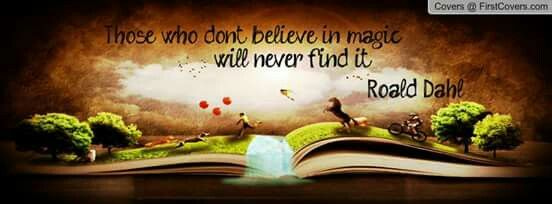 Read anything by Roald Dahl!