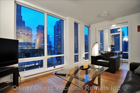 1 bedroom apartment in Yaletown for rent by owner