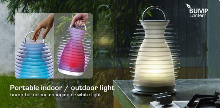 Bump Lantern