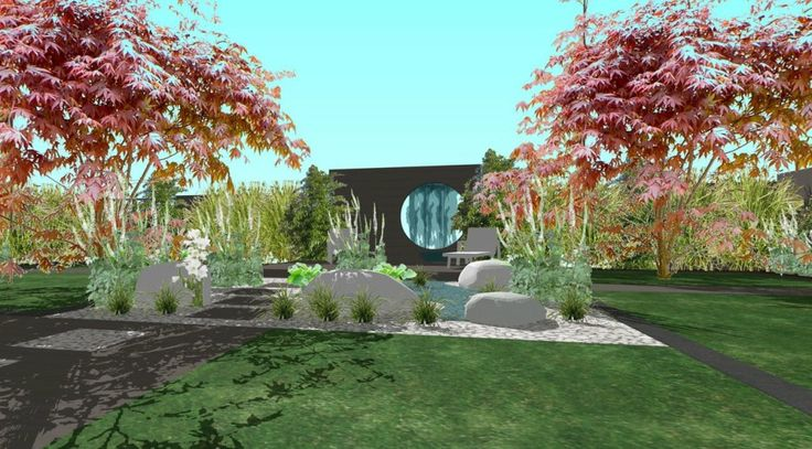 1000 ideas about 3d architect on pinterest blender 3d for Architecte jardin