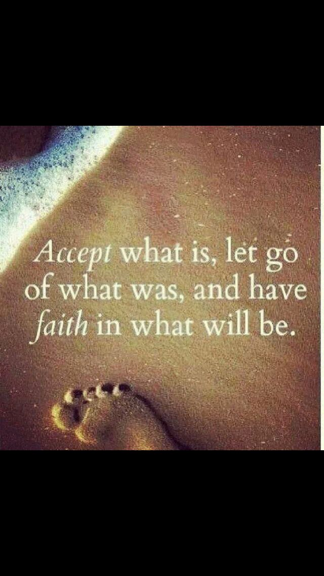 Accept what ia
