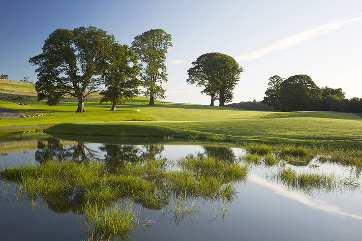 This stunning parkland course is spread over 500 acres of rolling countryside and dense woodland. There is an undeniable sense of nature all around and an atmosphere of peace and quiet that can not fail to capture the spirit of relaxation at arguably the top Golf Resort Ireland can offer.
