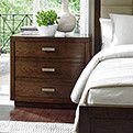 Laurel Canyon 3 Drawer Nightstand