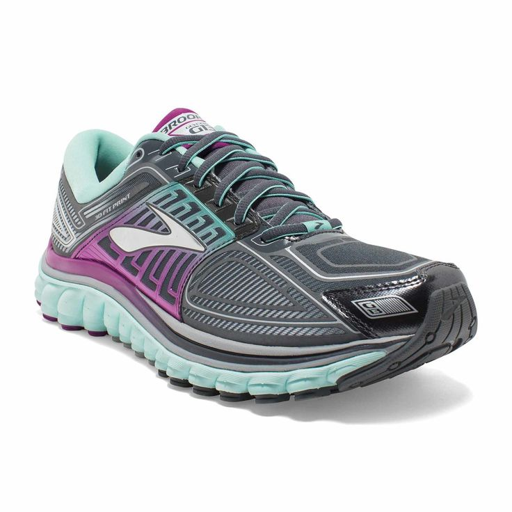 Full-length Brooks Super DNA means the Women's Glycerin 13 delivers a soft  ride for