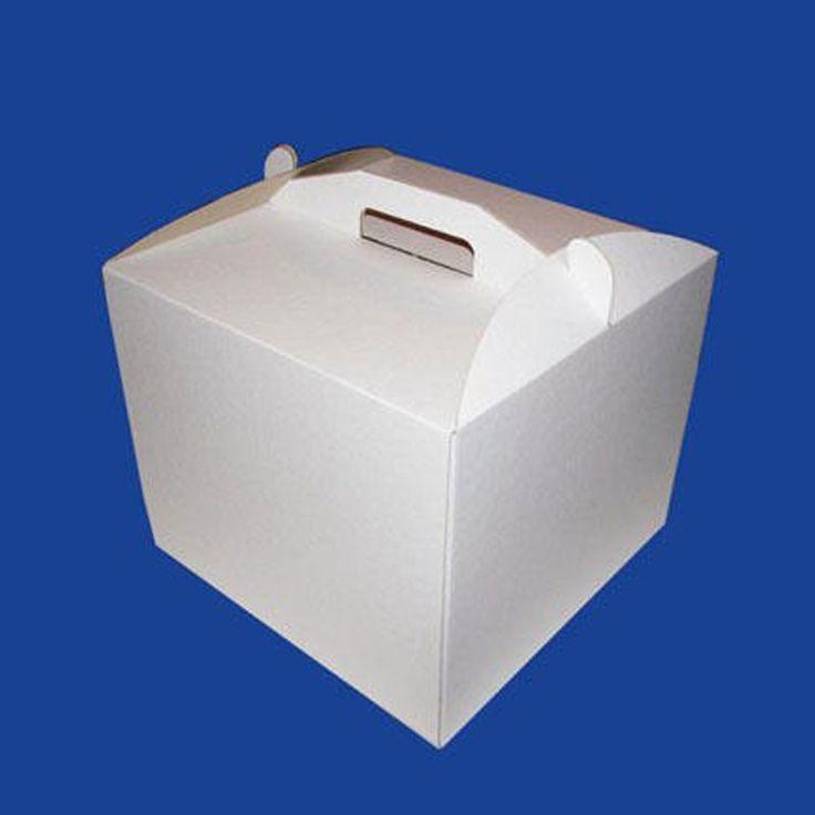 Картонная коробка для тортов новосибирск