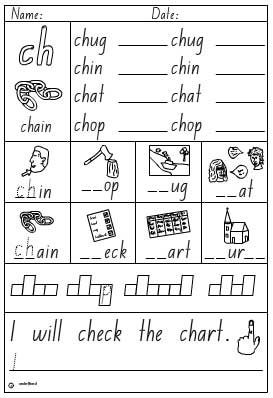 ch worksheet literacy and phonics teaching ideas pinterest activities worksheets and game. Black Bedroom Furniture Sets. Home Design Ideas
