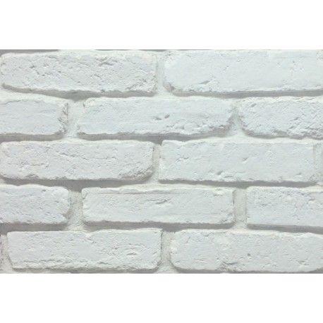 Stara cegła biała - Elkamino Dom