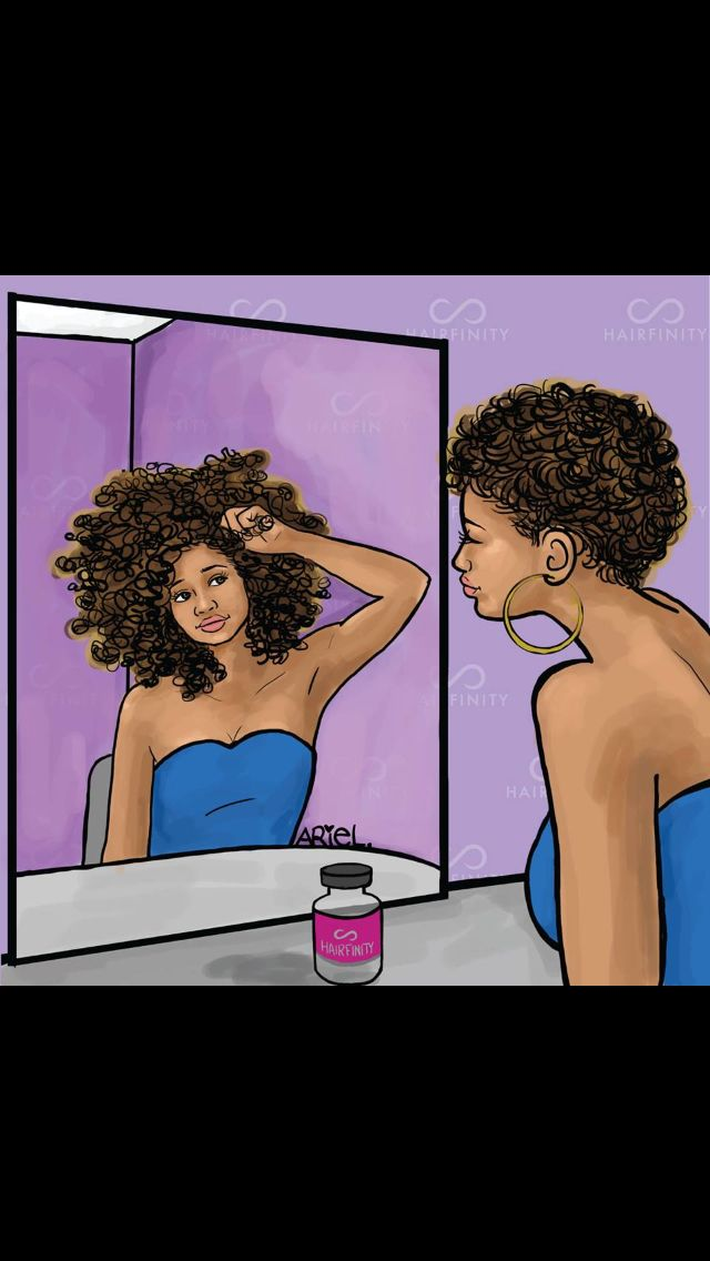 What every big chop will become. Keeping this in mind so I don't get discouraged...