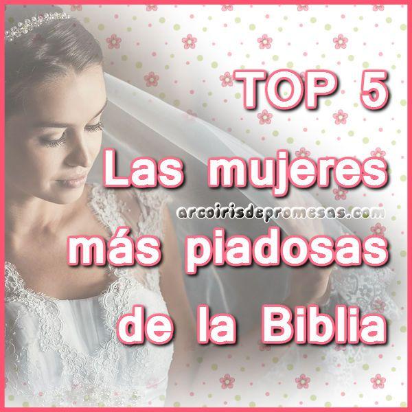Top 5: Mujeres malas de la Biblia... Conoce a las cinco mujeres más malas, registradas en la Biblia.