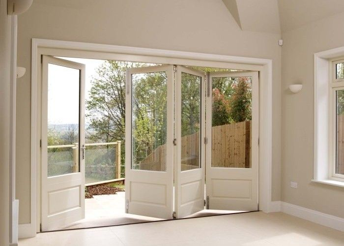 The traditional range of Bi-fold Doors from Mumford & Wood are manufactured…