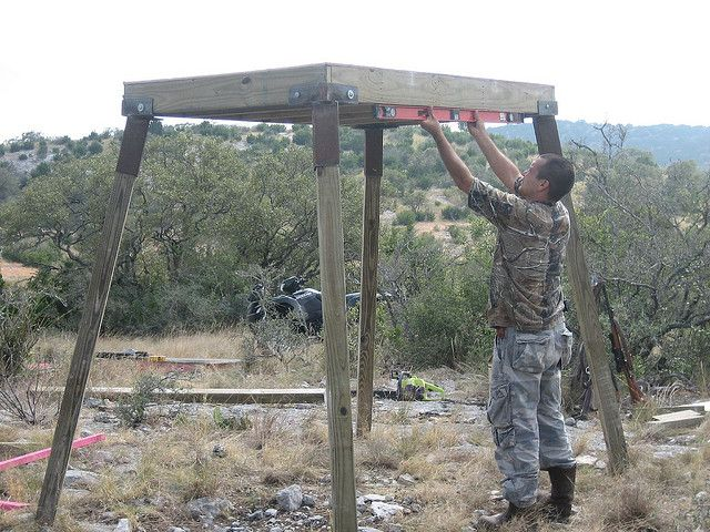 42 Best Images About Hunting Stands On Pinterest Deer