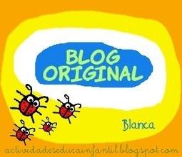 Material de Isaac para Educacion Especial: premio BLOG ORIGINAL