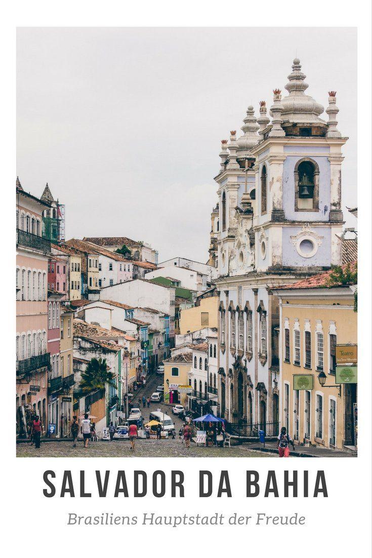 Salvador da Bahia – Obrigada!
