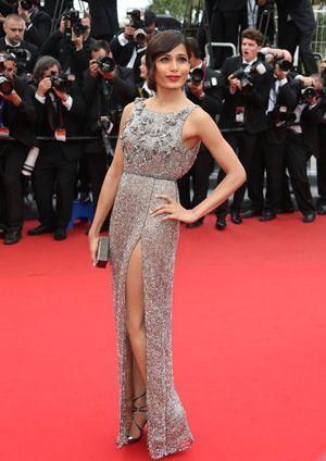 Freida Pinto at Cannes