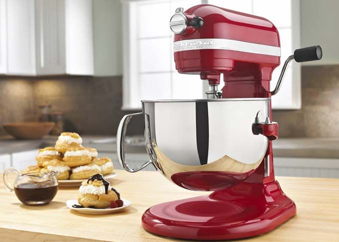 Looking to find the perfect stand mixer for your kitchen? Confused as to which model to purchase? Read Foodal's Guide to Stand Mixers for more info.