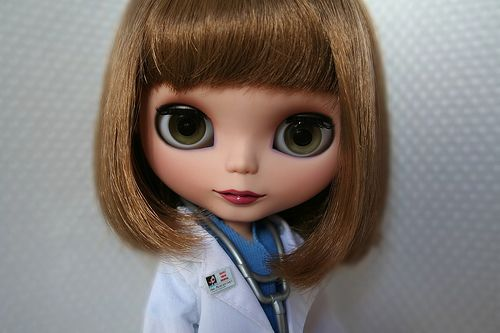 Dra. Meredith Grey | Custom Order Meredith Grey for Zoe Outf… | Flickr