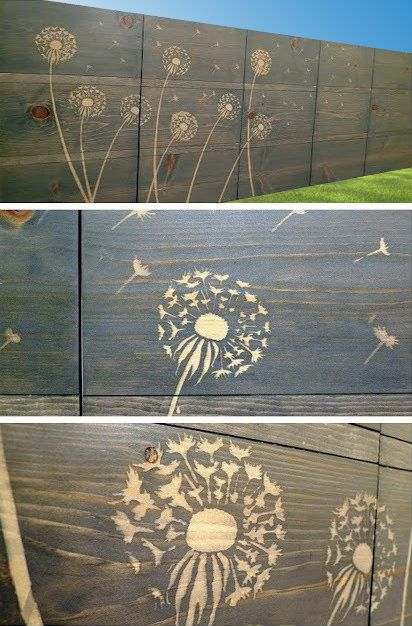 25 best ideas about Fence Painting on