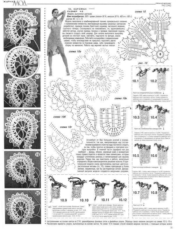 crochet bruges fototutorial