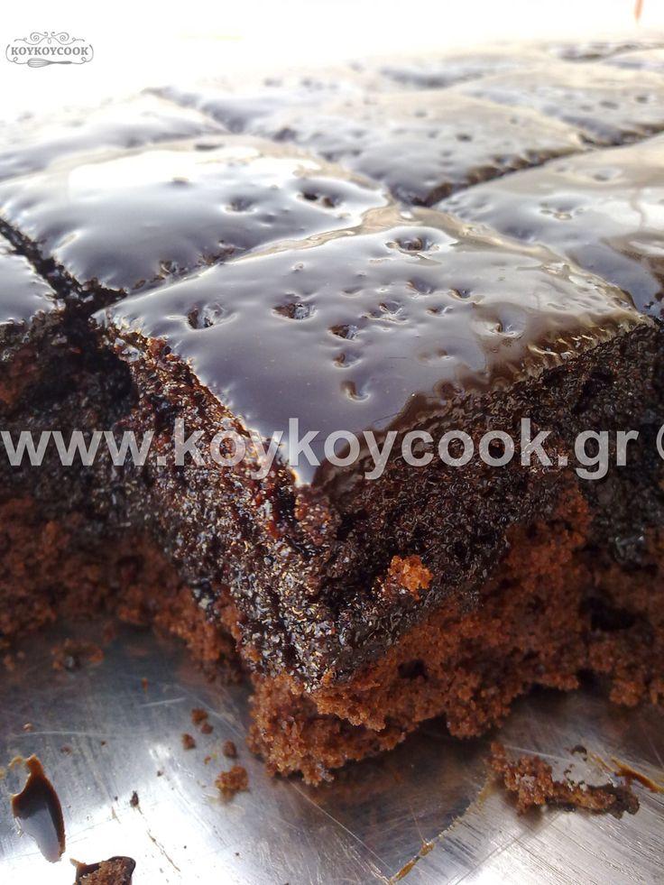 BOILED CHOCOLATE CAKE
