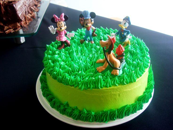 ¡¡¡Una linda torta y sobre todo deliciosa!!!   Country Club Medellín