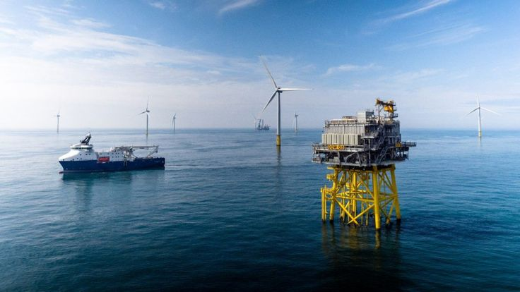 Dudgeon Offshore Wind Farm Opens for Business   Offshore Wind