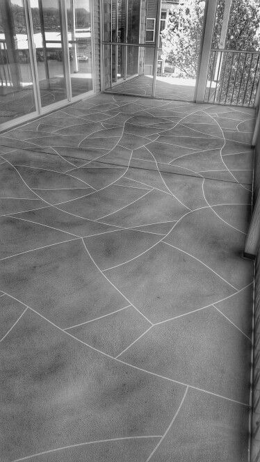 Stamped Concrete Garage Floor : Best images about decorative concrete overlay flooring