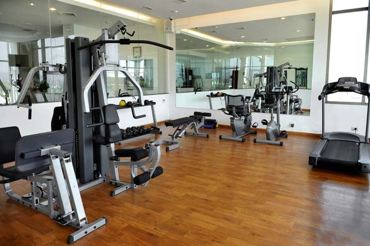 """Our fitness centre, on the top floor, uses a multi-layered approach that incorporates working out the body, relaxing the mind and helping you experience a """"good to be alive"""" feeling. We believe health isn't just about the absence of disease. It's about feeling vibrantly well."""
