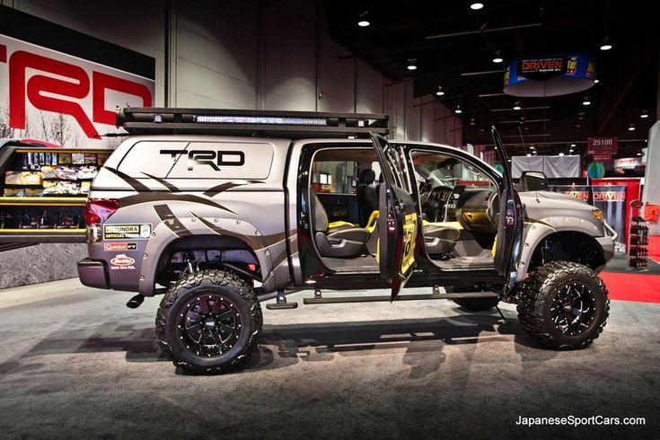 Customized Toyota Tundra Ultimate Fishing Tundra