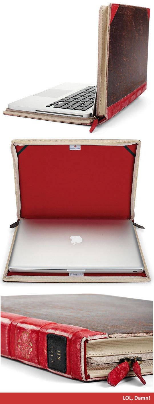 If you're after an authentic, leather case for your iPad Air, iPad mini or MacBook Air/Pro, don't even consider anything else.-Cam Bunton, Today's iPhone